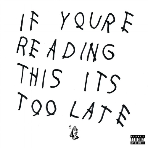 image: Drake's album