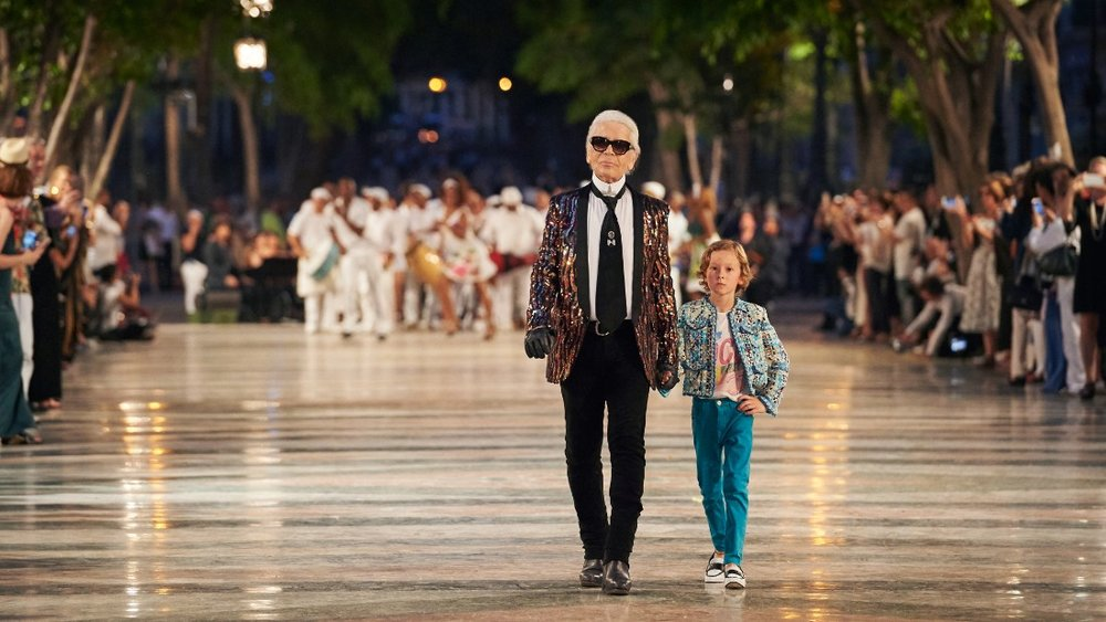 Chanel's 2016 cruise show in Havana