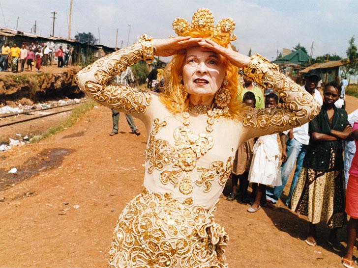 image: Vivienne Westwood