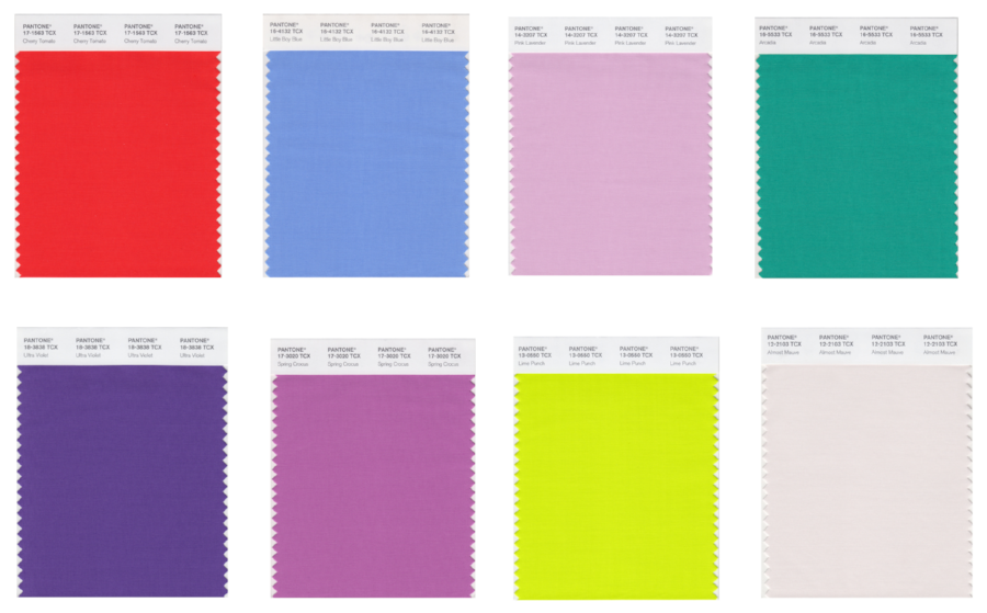 Trend Forecasting - Fashion Color Trend Report New York 23