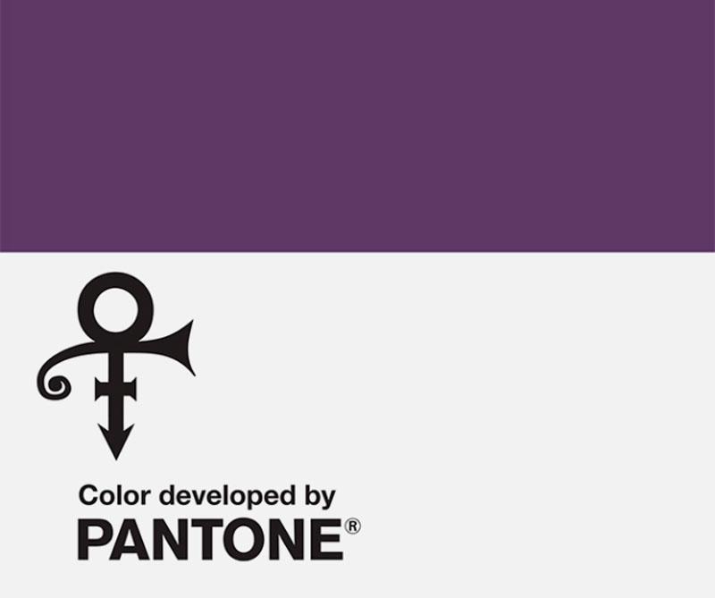 The Color Purple Pantone Devotes A New Hue To Prince The Fashion Law