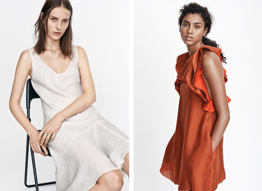 image: H&M's Conscious collection
