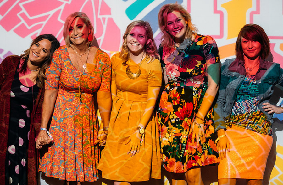 cad3739503f0a How LuLaRoe Went from a  1 Billion Business to a Magnet for Multi ...