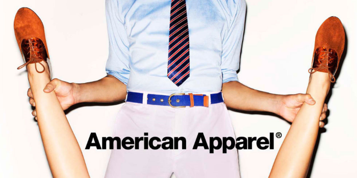 image: American Apparel