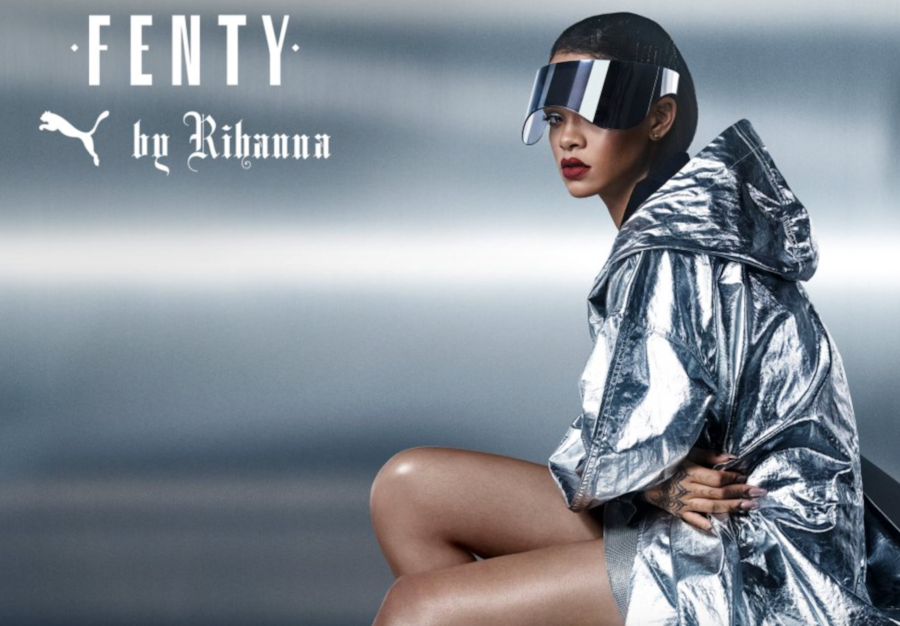 88d345468268 Forever 21 is Not the Only One Banking on the Appeal of Fenty x Puma ...