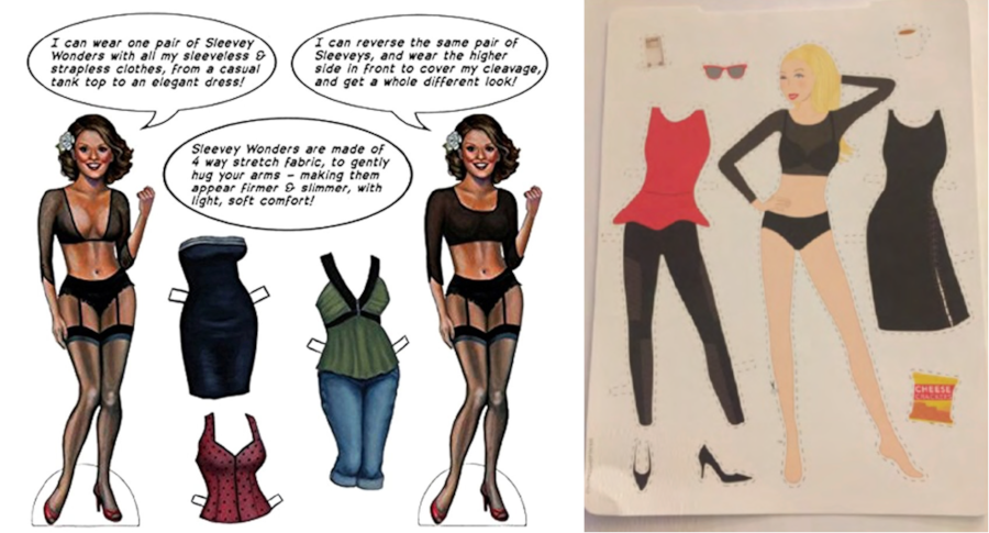 fb6776d7e6b8b Spanx Ordered Competitor's Arm Tights & Then Copied Them, Per New ...