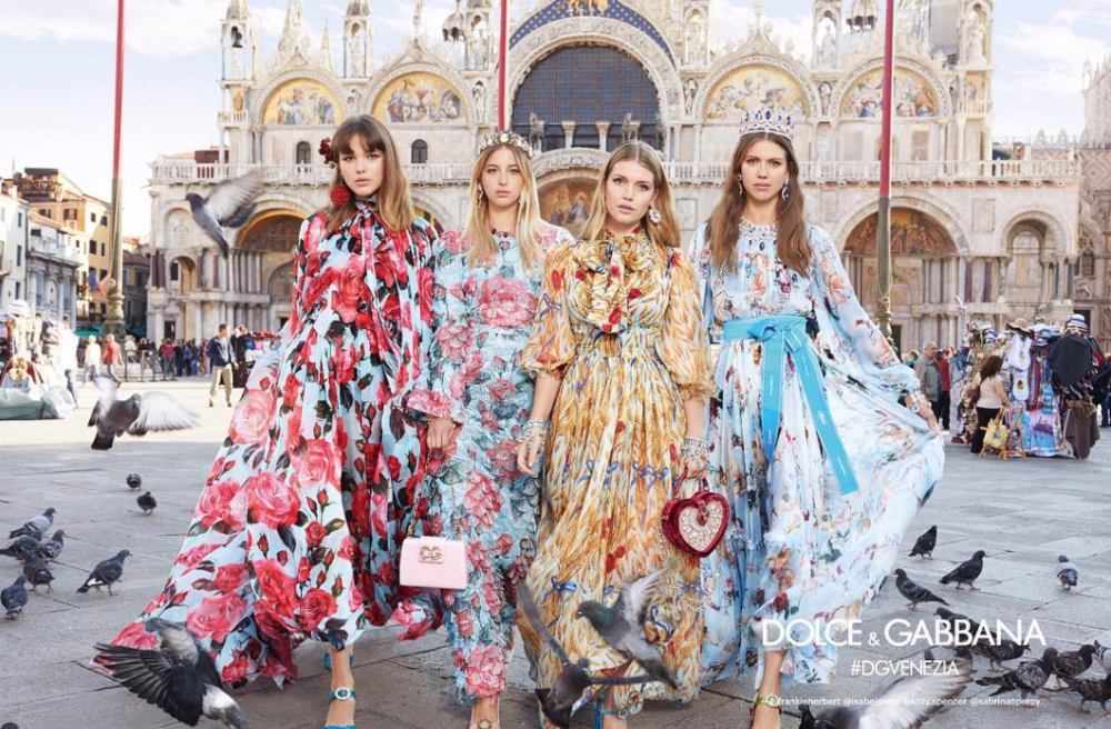 3536ef0c91cd4 In the Internet Age, Dolce and Gabbana Are Still Banning Critics ...