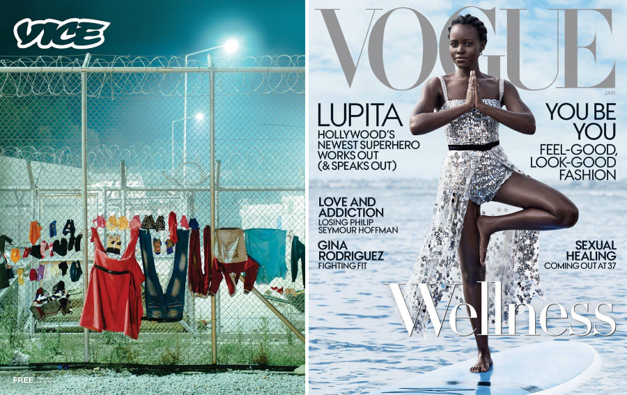 images: Vice, Vogue