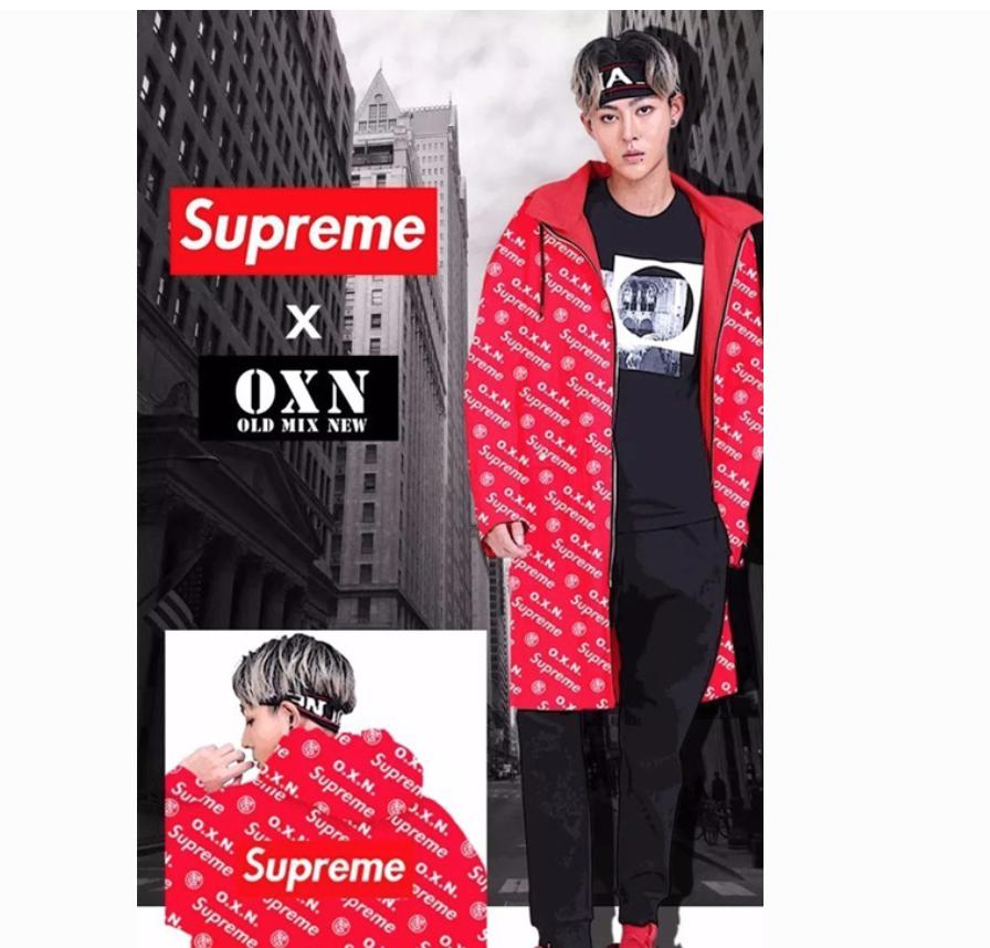 image: Supreme x OXN