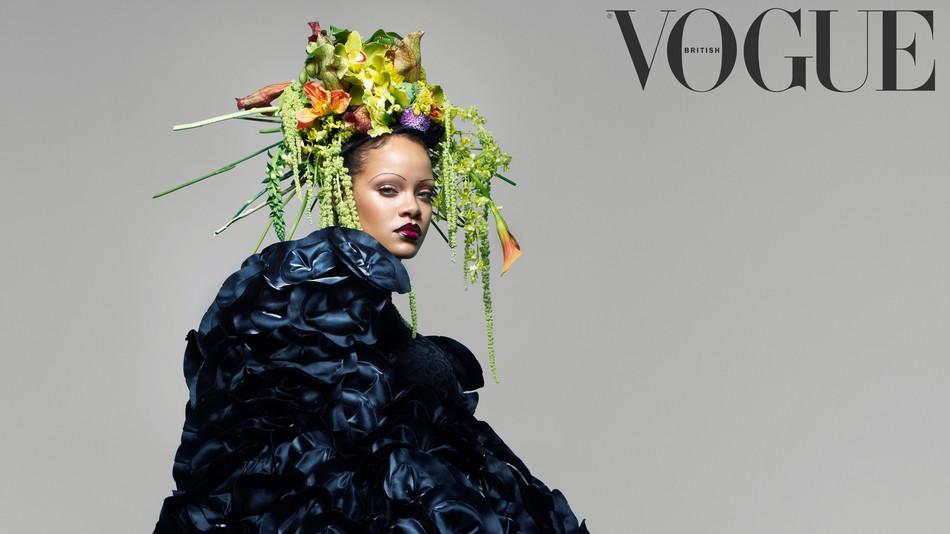 image: British Vogue