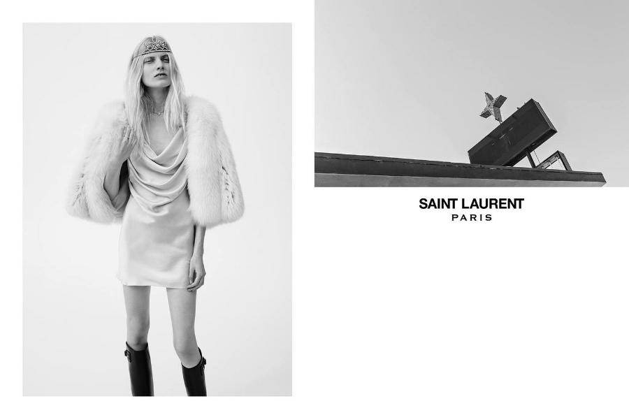 image: Saint Laurent/Hedi Slimane