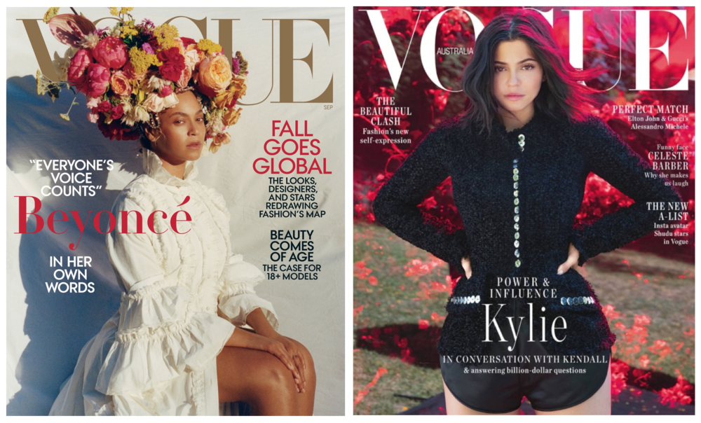 images: Tyler Mitchell/Vogue & Jackie Nickerson/Vogue Australia