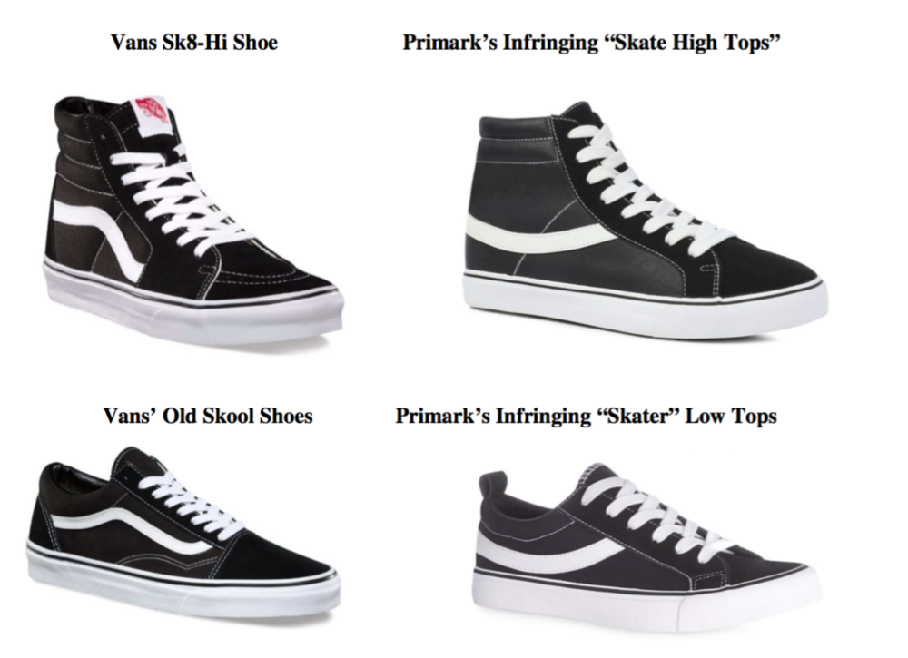 618351bac3609d Vans is Suing Primark for Selling
