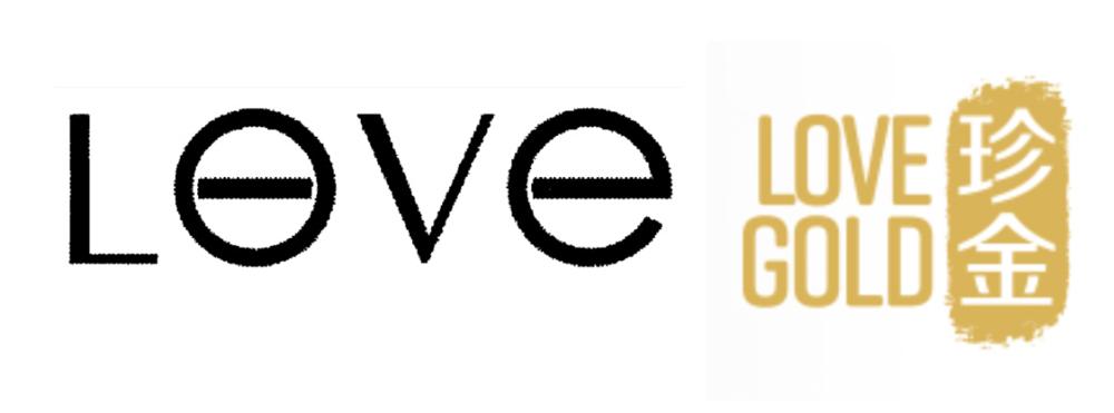"Cartier's ""Love"" trademark (left) & MoneyMax's mark (right)"