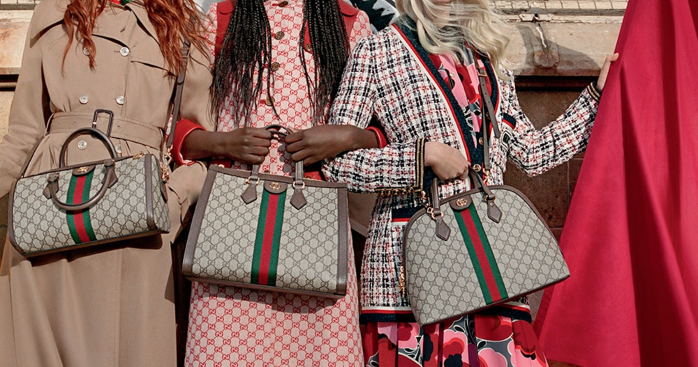 9b9c8cfc03f9 Gucci Bags, Belts, and Shoes Dominated Consumers' Searches, Shopping ...