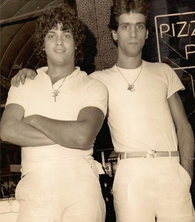Francesco and Enzo circa 1982 -- the beginning of the Sal's Little Italy legacy