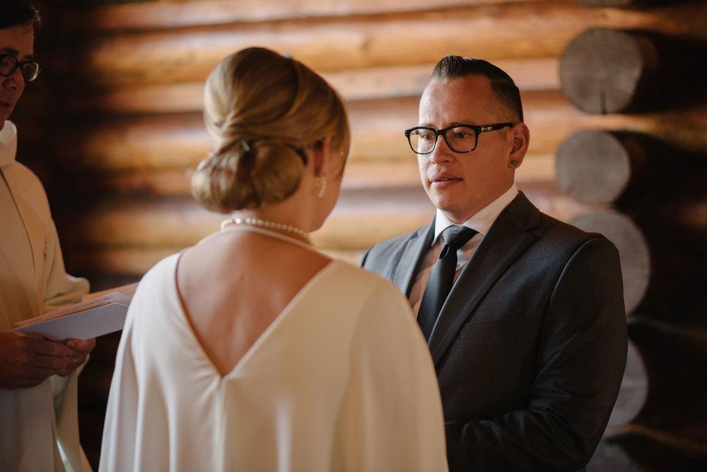 Jackson Hole Christian Church Wedding Photographer