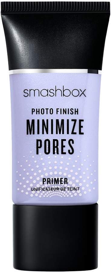 Smashbox Photo Finish Primer - This primer is ideal for oily skin with large pores. It has a flesh tone colour so I think it also helps to even out my skin discolouration. I love this as a base for any of my foundations, it creates a smooth surface for all my face products to grab on to for all day wear that won't smudge off.