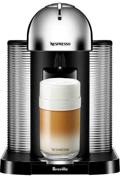 For The Coffee Lover - A Nespresso machine is a lovely treat for any home. Make at home coffee dates extra special with a Nespresso espresso. Find it at Canadian Tire.