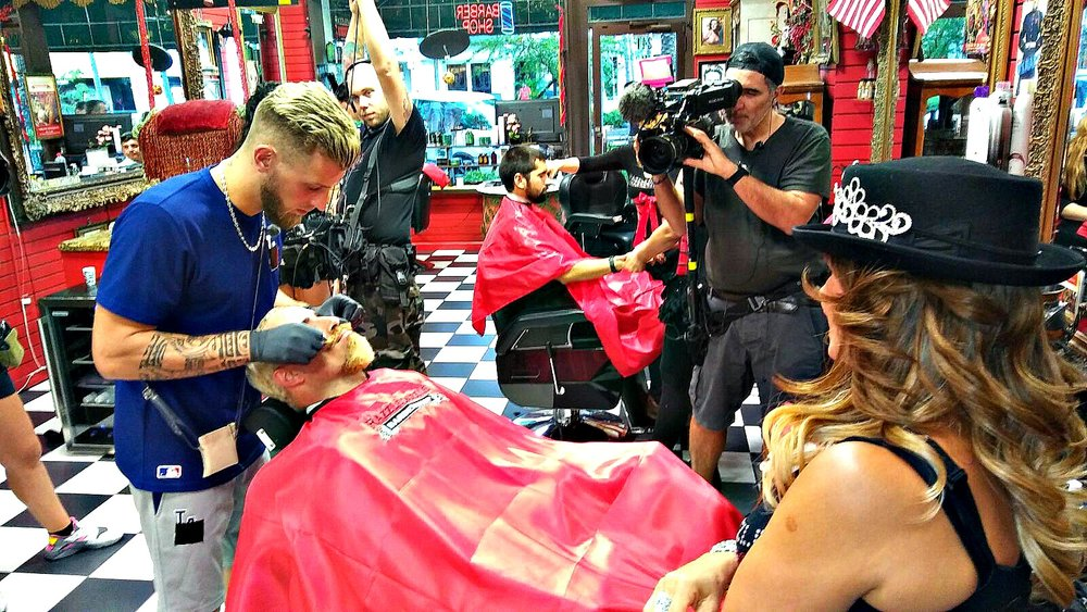 Razzledazzle Barbershop Miami Beach