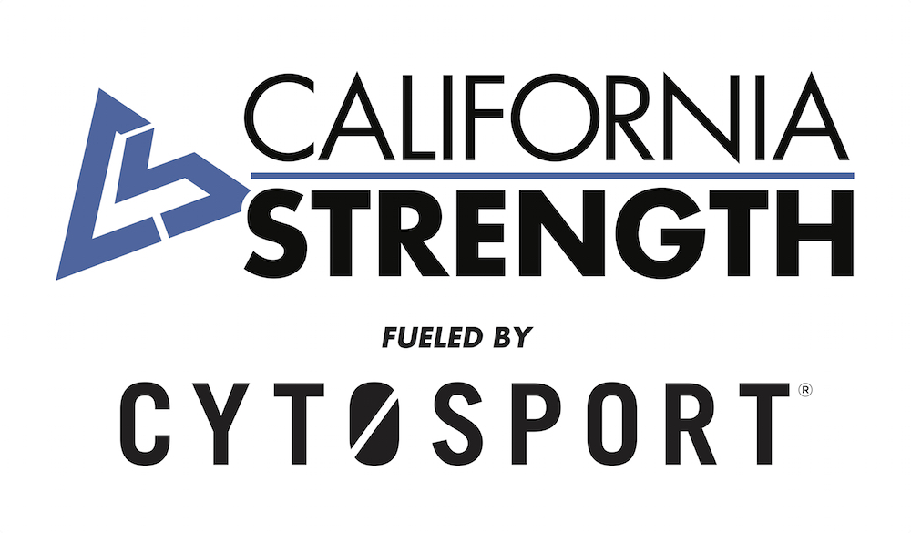 Cytosport provides supplementation for the california strength olympic weightlifting team and athletes of all sports.