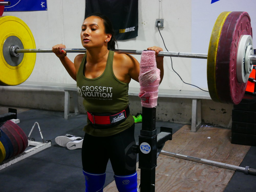 7e8e3a29d5 What's In Your Gym Bag? — California Strength