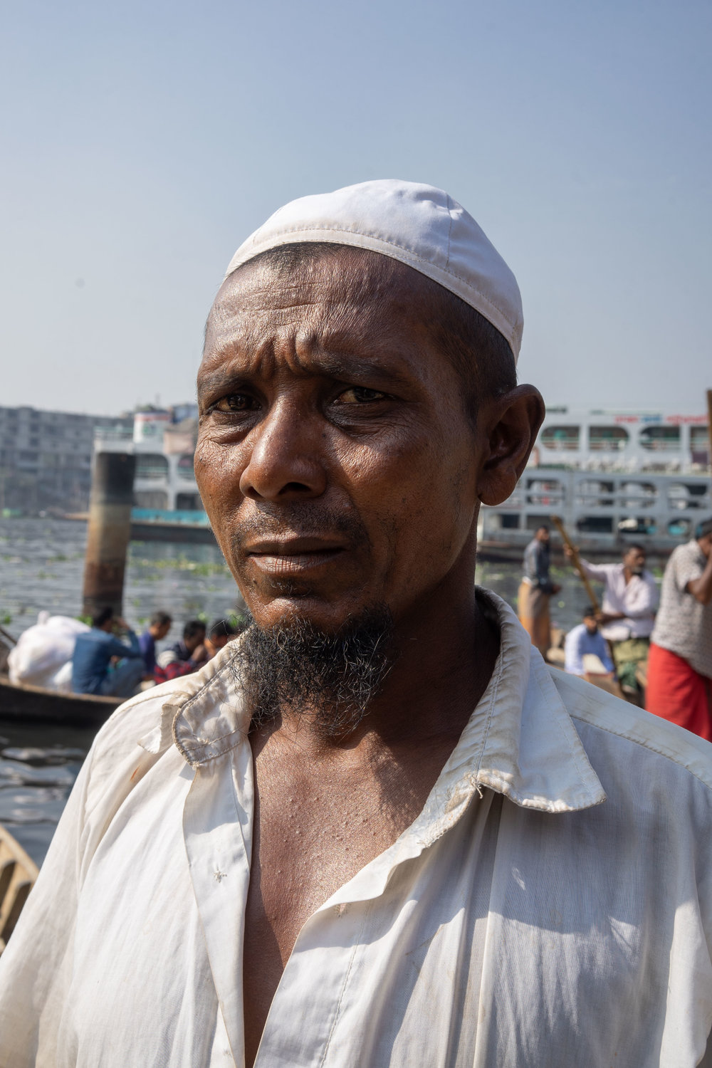 Mohammed Mozzammil, from Barishal.