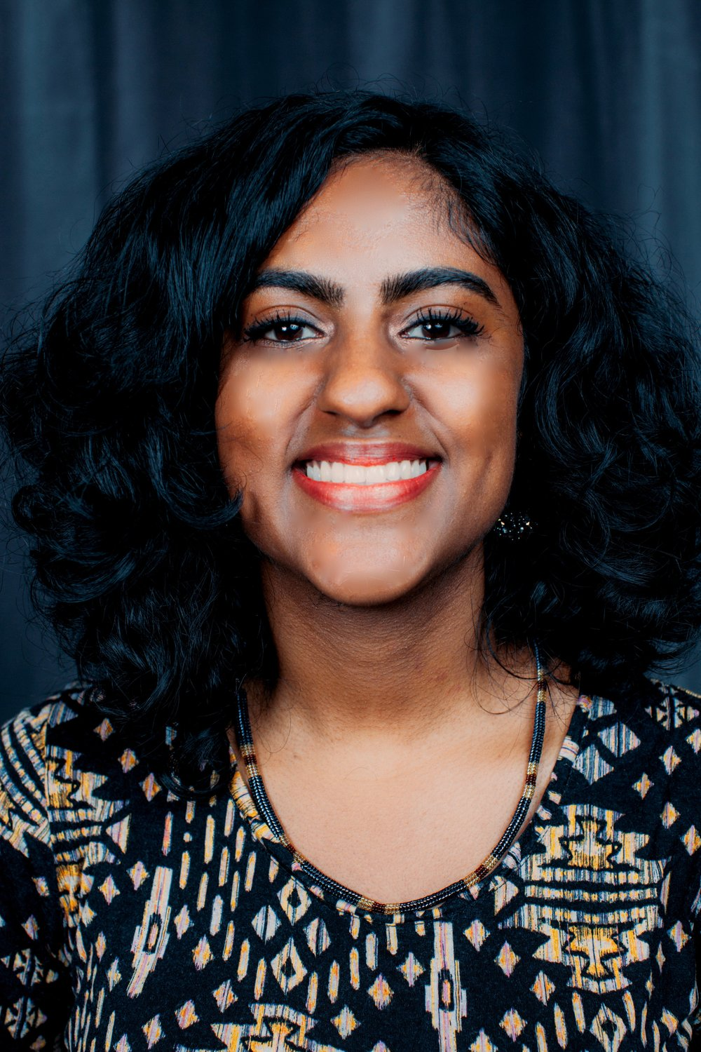 FOOD PANTRY DIRECTOR - AMAEYA BIRADAVOLU is the Director of the Food Pantry Program, she is a proven leader in non profit and for profit sector, development strategist and women rights leader.