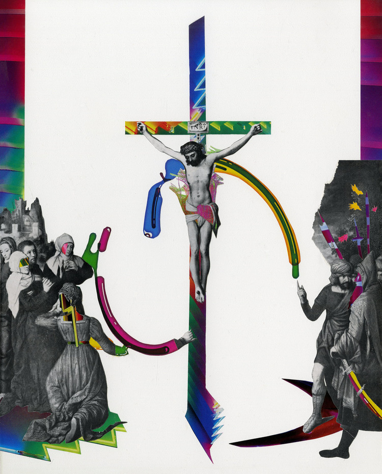 The Crucifixion |SOLD|