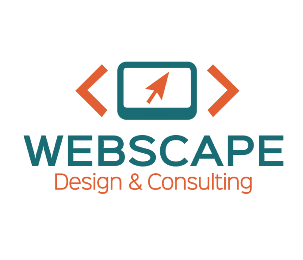 Webscape is a web design consulting company focused on creating websites that yield a high ROI with smart SEO and marketing tactics. The owner wanted a logo that was both eye catching and modern.