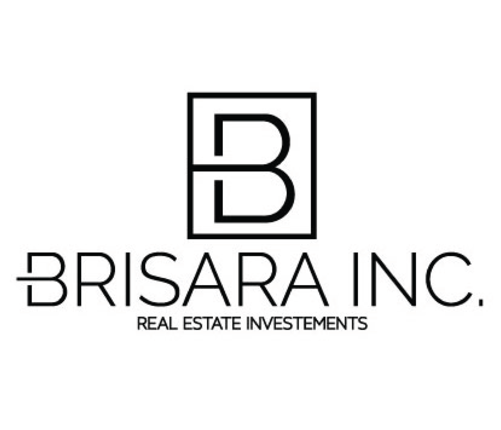 Brisara Real Estate Investments is a property investment company focused on making their clients the most yield income. The owners wanted something edgy and clean to represent their business.