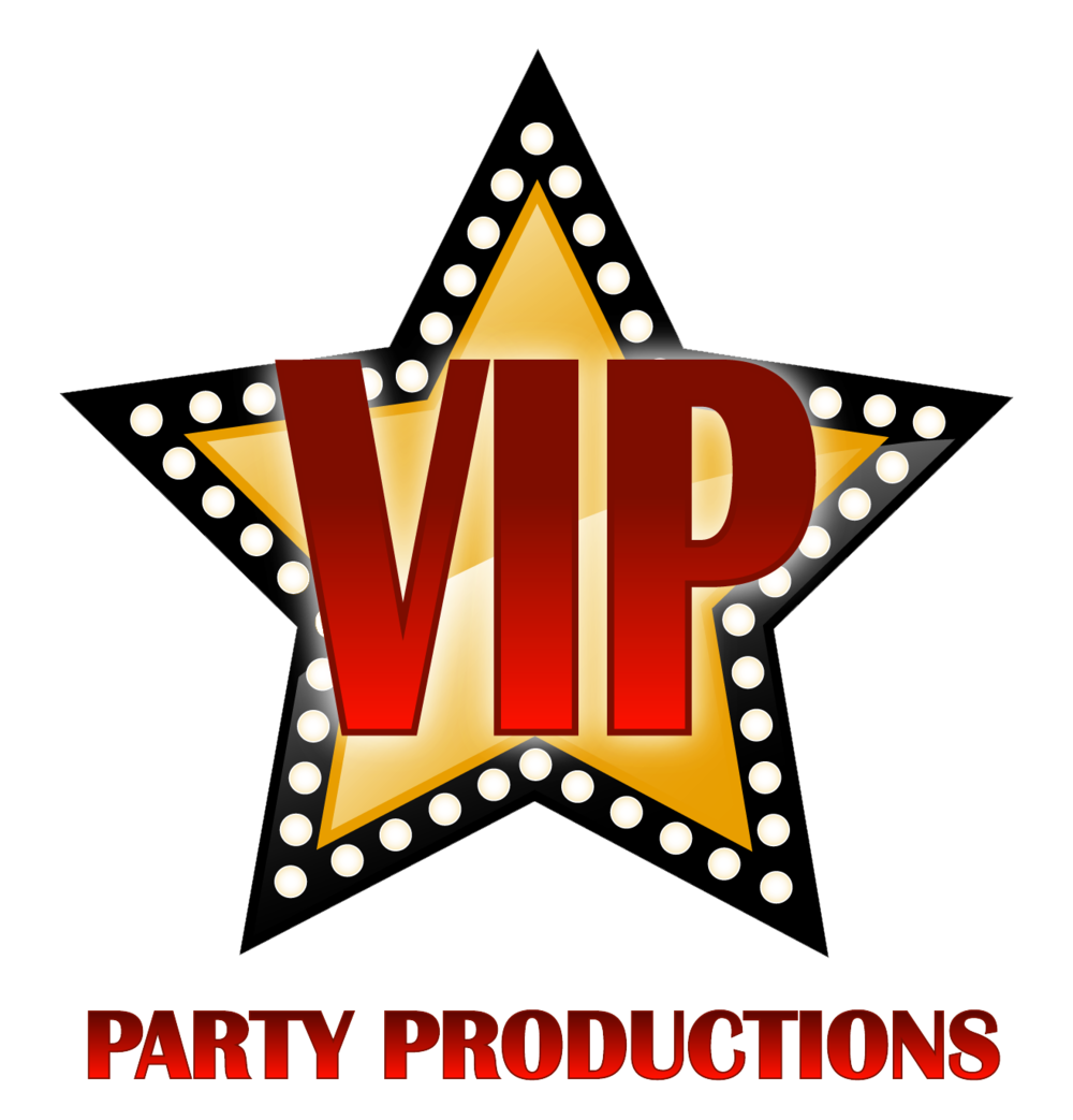 VIP PARTY PRODUCTIONS LOGO- Michael made.png