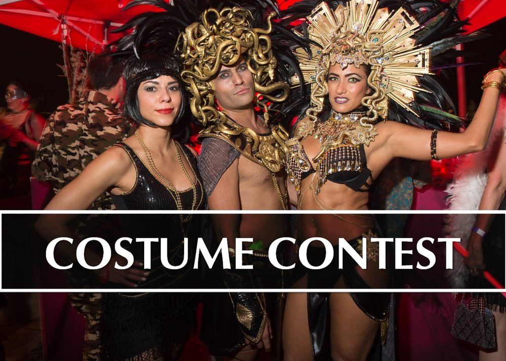 Costume contest categories this year include: Best Female Costume, Best Male Costume, and Best Group Costume. Each will have the chance to win fabulous prizes. Judges include Miami fashionistasGinger Harris, Ria Michelle, andYasmin Teme along with representatives from Miami New Times and YELP Miami. Come ready to win and enlist the PRIV app for at-home Halloween makeup services. Enjoy $20 OFF with code: PRIVNOW20.