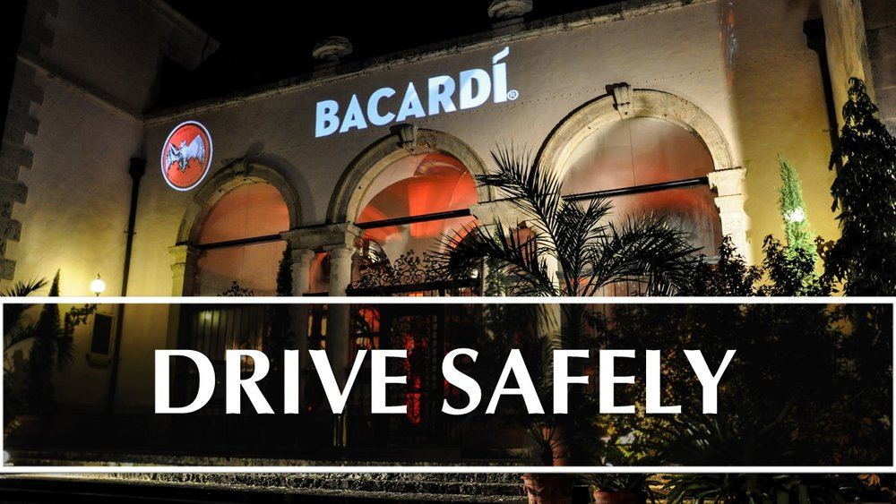 As always, make sure to drive safe. For guests who need a ride before or after the event, please consider using Uber or Lyft to keep the party going or return safely home. Drivers should pick up guests on 32 Rd. next to Vizcaya Village. Drivers will not be allowed into the estate for pick up.