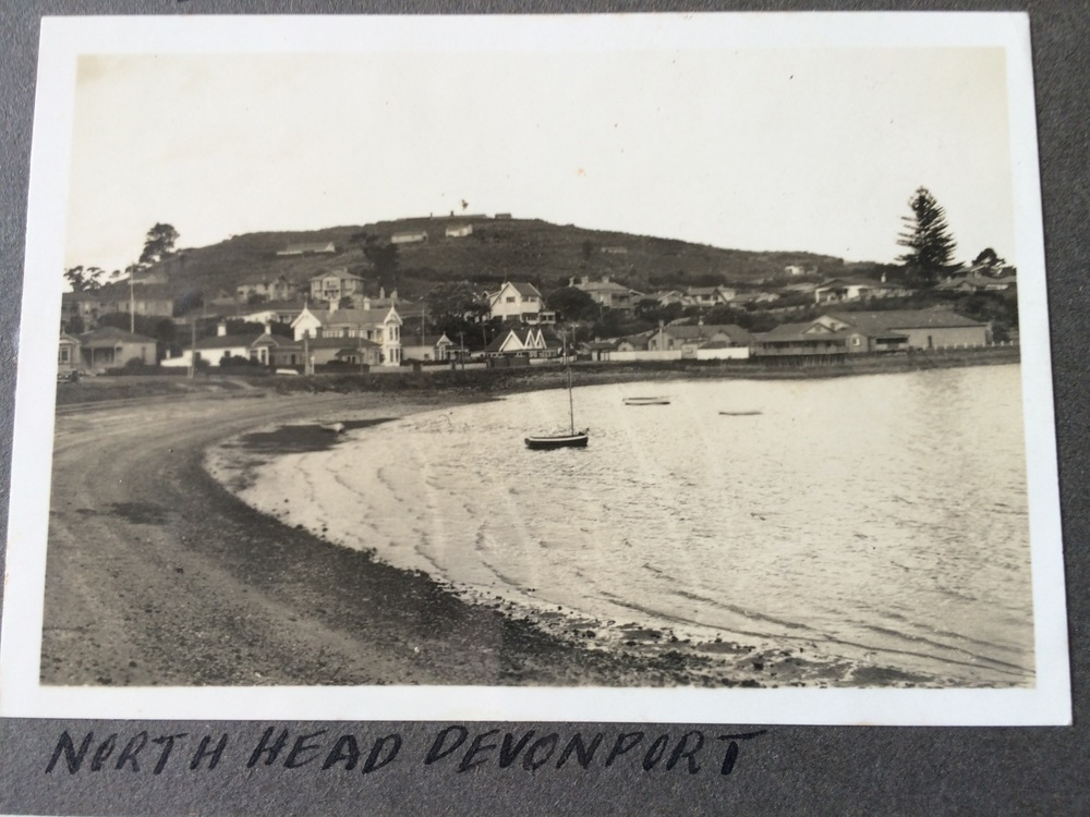 North Head and Torpedo Bay c.1930s (  Jackson family album )
