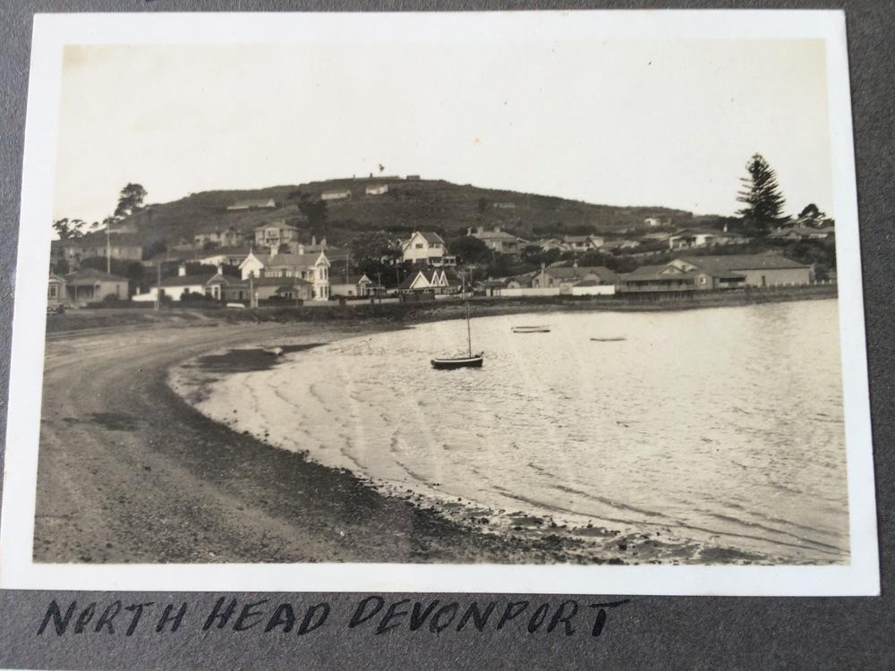 North Head and Torpedo Bay c.1930s (  Jackson family album )