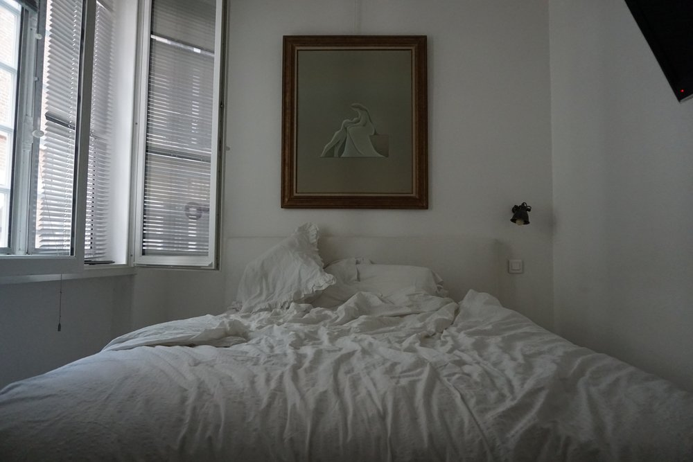 Beds in Paris :)