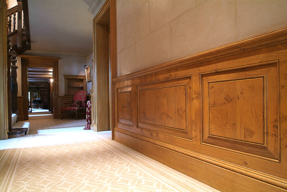 Oak Panelling Amp Panelled Rooms Hand Carved