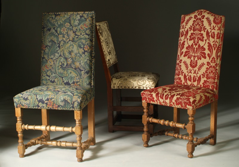 Upholsted Chairs