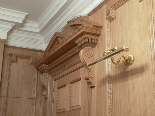 Georgian 18th Century Style Solid Oak Doors And Architraves