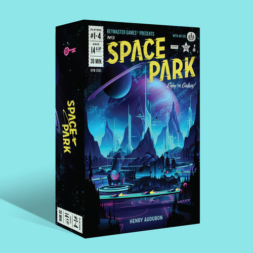 Space Park -  Key Master Games
