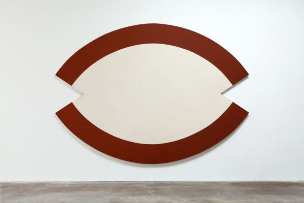 Michael Heizer at David Zwirner via contemporary art daily