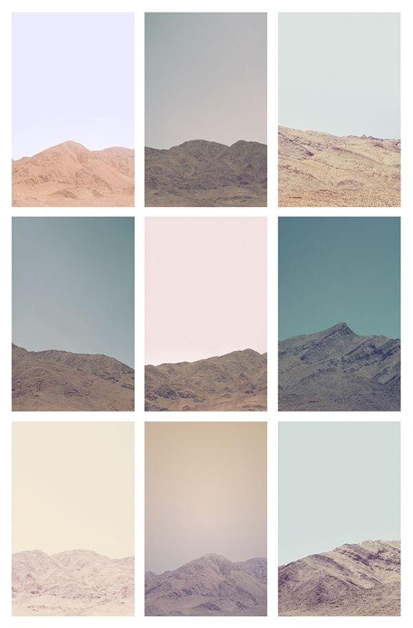 Jordan Sullivan, Death Valley Colors, via Anthology Mag