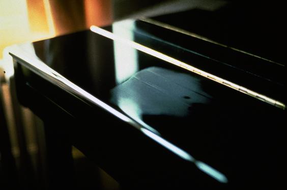 Gabriel Orozco, Breath on Piano, 1993