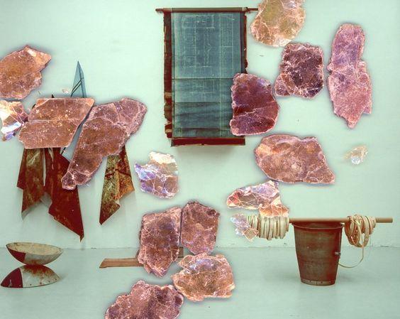 Andrea Pinheiro, Intangible Records (Mica), 2015