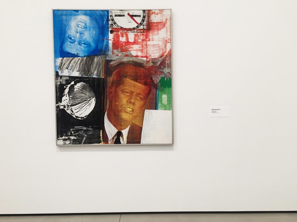 Robert Raushenberg, Untitled, 1963