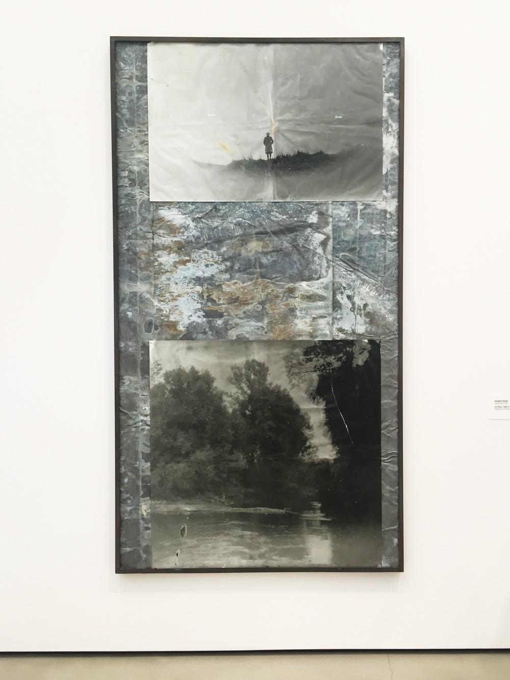 Anselm Kiefer, Am Rhein, 1968-91