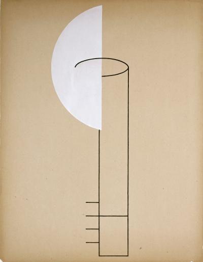 Isamu Noguchi, Paris Abstraction, 1928 via Variations at Pace Gallery at the Noguchi Museum.