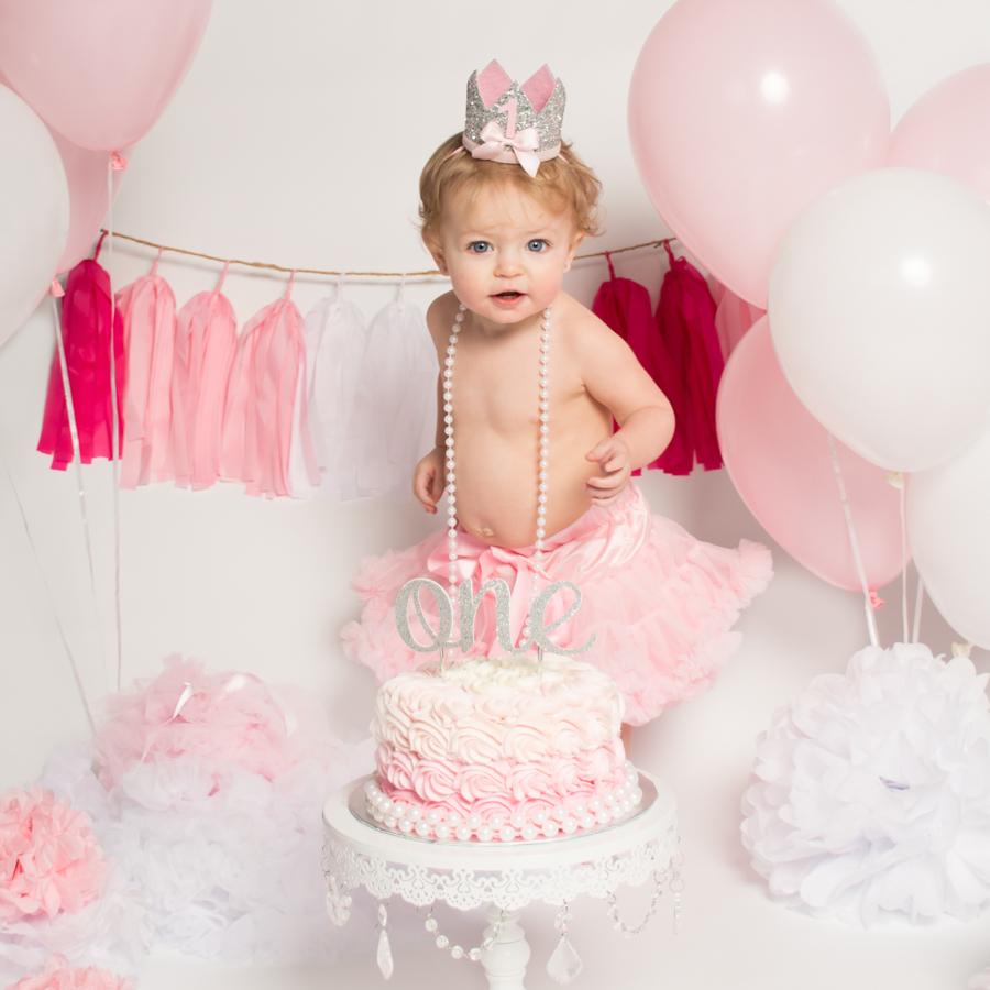 Smash Cake First Birthday Prostudio7