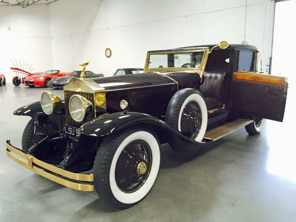 1931 Rolls Royce Phantom II Laudaulette